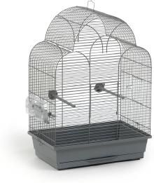 Vogelkäfig Sonia - Grau - Beeztees